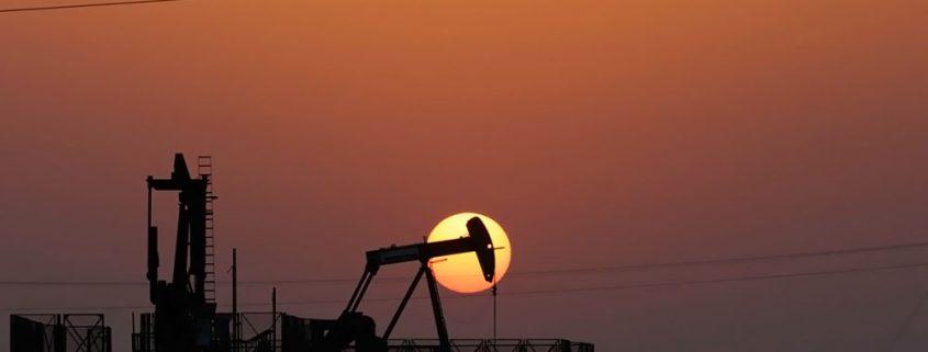 Mukhaizna oil drilling rig