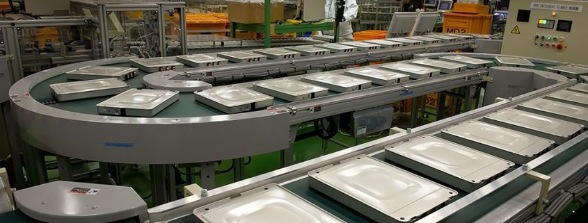Citect battery manufacturing line