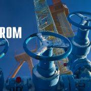 Gazprom pipeline