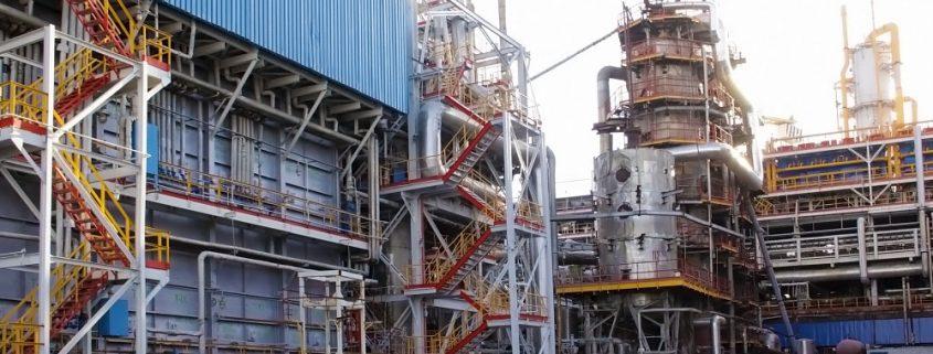 KuibyshevAzot chemical plant