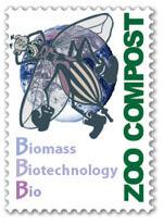 Biomass Biotechnology Bio logo