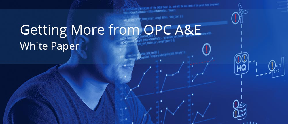 Getting more from OPC A&E white paper